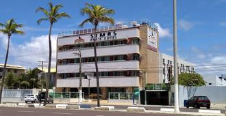 希馬斯海灘酒店 - 阿拉加左 - 阿拉卡茹 - 建築