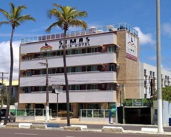 Simas Praia Hotel - Aracaju - Κτίριο