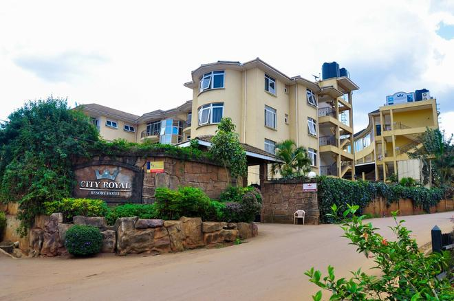 The City Royal Resort Hotel - Kampala - Edificio