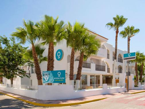 Hotel Playasol Bossa Flow - Adults Only - Sant Josep de sa Talaia - Κτίριο