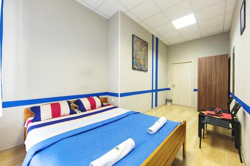 Compass Mini-Hotel - Saint Petersburg - Bedroom
