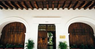 Alfiz Hotel Boutique - Cartagena - Vista externa