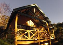 Heritage Trail Lodge - Margaret-joki - Rakennus