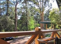 Heritage Trail Lodge - Margaret River - Patio