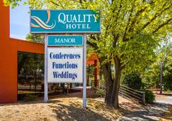 Quality Hotel Manor - Melbourne - Outdoor view