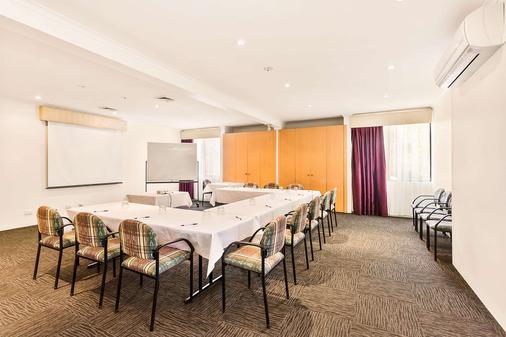 Quality Hotel Manor - Melbourne - Neuvotteluhuone