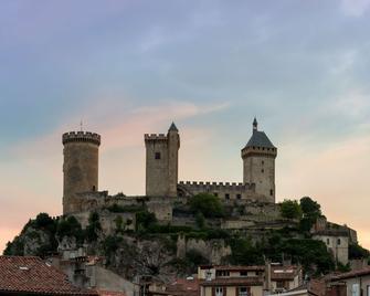 The Originals Access, Hôtel Foix (P'tit Dej-Hotel) - Foix - Venkovní prostory