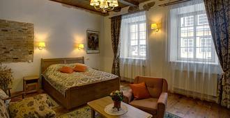 Bernardinu B&B House - וילנה - חדר שינה