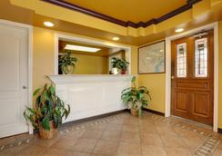 Americas Best Value Inn Longview - Longview - Vastaanotto