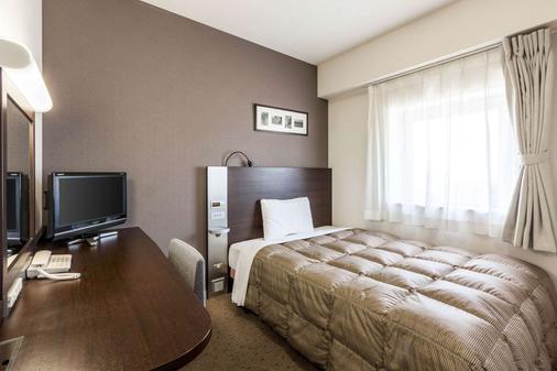 Comfort Hotel Obihiro - Obihiro - Bedroom