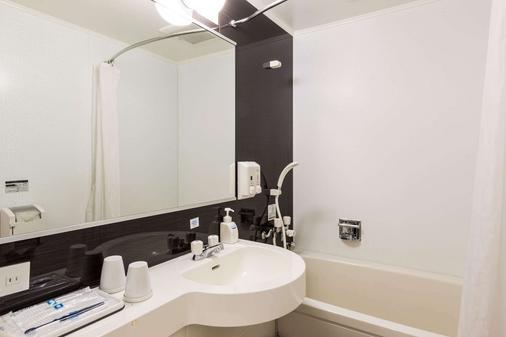 Comfort Hotel Obihiro - Obihiro - Bathroom