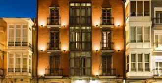 Abba Jazz Hotel - Vitoria - Edificio