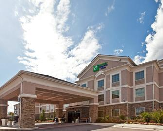 Holiday Inn Express & Suites Ada - Ada - Building