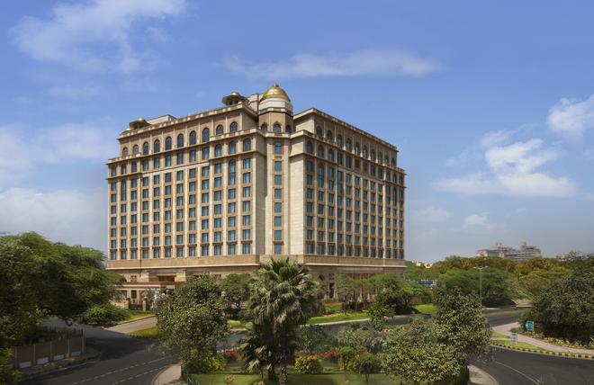 The Leela Palace New Delhi - New Delhi - Toà nhà