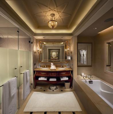 The Leela Palace New Delhi - New Delhi - Phòng tắm