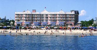 Boardwalk Plaza Hotel - Rehoboth Beach - Building