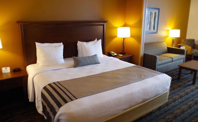 Best Western PLUS Lincoln Inn & Suites - Lincoln - Bedroom