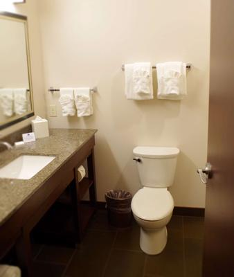 Best Western PLUS Lincoln Inn & Suites - Lincoln - Bathroom