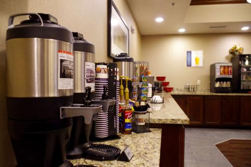 Best Western PLUS Lincoln Inn & Suites - Lincoln - Buffet