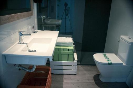 Hotel Hey Peniscola - Peníscola - Bathroom