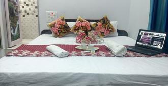 City Hotel - Prayagraj - Bedroom