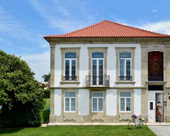 Solar Egas Moniz Charming House & Local Experiences - Penafiel - Building
