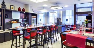 Kyriad Metz Centre - Metz - Restaurante