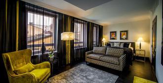 Hotel Lilla Roberts - Helsinki - Bedroom
