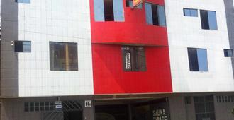 Hostal Sauna Emporio Pizarro - Lima - Edificio