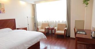 Greentree Inn - ג'יאנגסו - חדר שינה