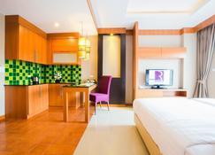 Romantic Hotel Khonkaen - Khon Kaen - Κουζίνα