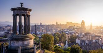 Holiday Inn Express Edinburgh City Centre - Edinburgh - Cảnh ngoài trời