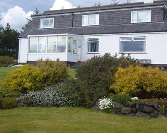 Corran House - Portree - Outdoors view