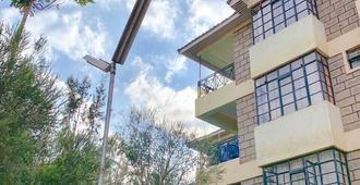 Nairobi Simba Youth Hostels - Nairobi - Edificio