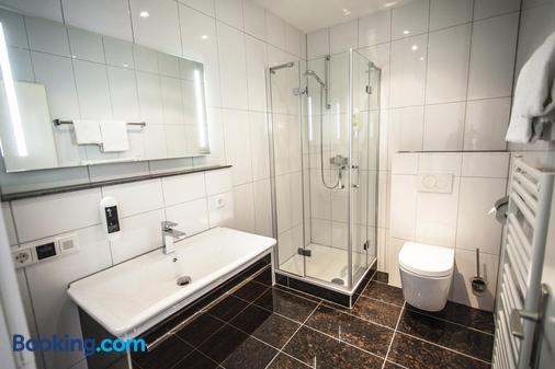 Hotel Restaurant Waldesruh - Cloppenburg - Bathroom