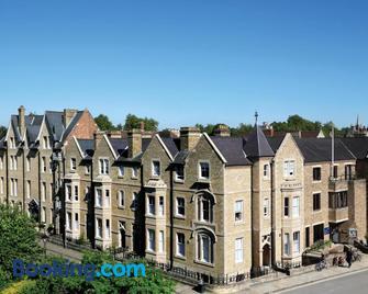 Rewley House - Oxford - Toà nhà