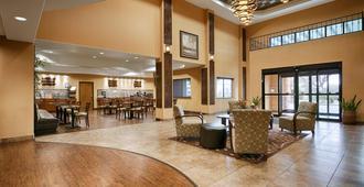 Best Western Plus Palo Alto Inn & Suites - Сан-Антонио - Лобби