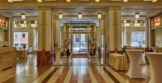 Majestic Plaza Hotel Prague - Praga - Ingresso