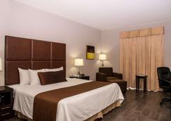 Best Western PLUS Monterrey Airport - Monterrey - Bedroom