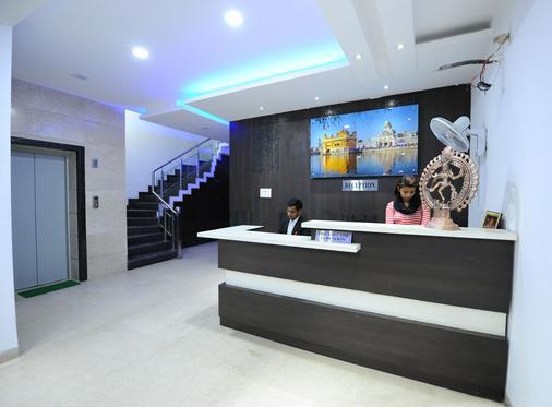 OYO 4038 Hotel Winner Inn - Amritsar - Ρεσεψιόν
