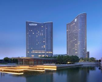 Pullman Wuxi New Lake - Wuxi - Building