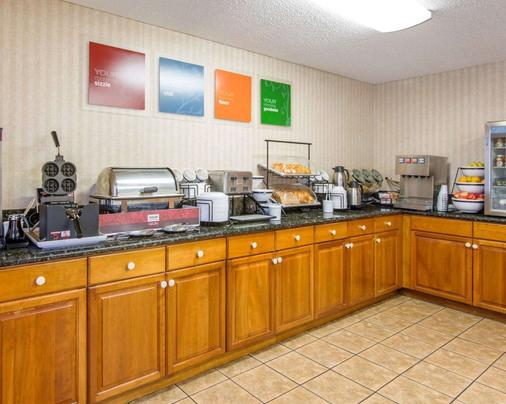 Comfort Inn Moreno Valley near March Air Reserve Base - Moreno Valley - Buffet