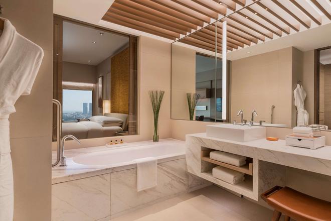 廈門五緣灣凱悅酒店 - 廈門 - 浴室