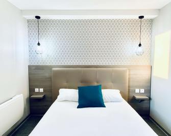 Sure Hotel by Best Western Calais Coquelles Tunnel s/ Manche - Coquelles - Slaapkamer