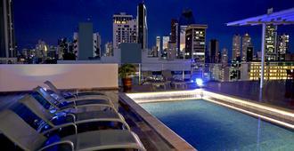Victoria Hotel And Suites Panama - פנמה סיטי - בריכה