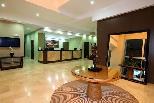 Victoria Hotel And Suites Panama - Panamá - Vastaanotto