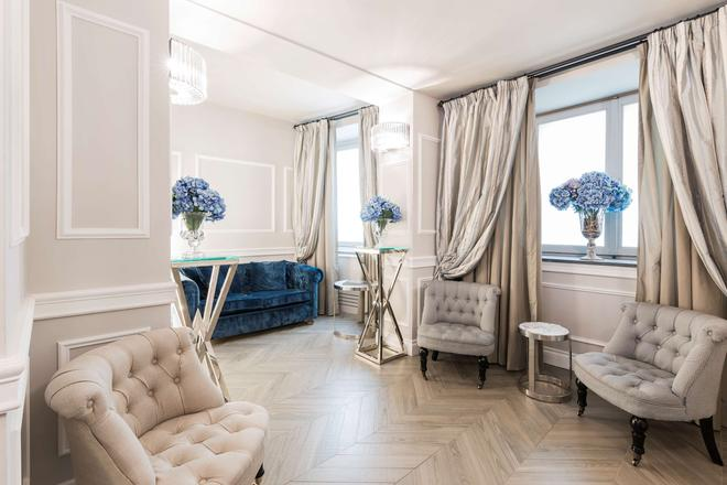 Fh55 Hotel Calzaiuoli - Florencia - Sala de estar