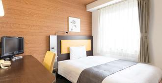 Comfort Hotel Kokura - Kitakyūshū - Schlafzimmer