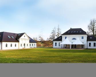 Elbzollhaus - Дессау - Building