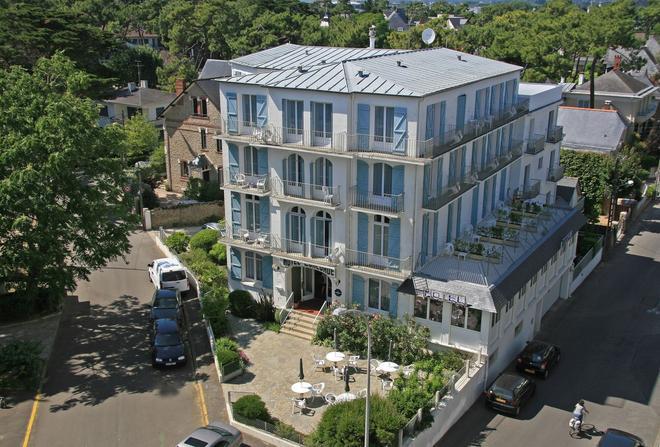 Hotel La Concorde - La Baule-Escoublac - Rakennus